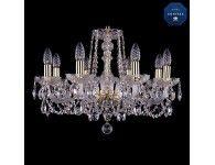 Люстра Bohemia Ivele Crystal 1402/8/195/G exclusive