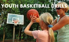 Youth Basketball Drills and Tips  http://www.coolbasketballdrills.com/youth-basketball-drills/  #basketball