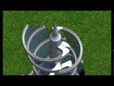 Aerogenerador Solar ABAP - ABAP Solar Wind Turbine - YouTube