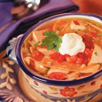 Santa Fe Chicken Soup by Eating for Life - Bill Phillips