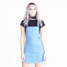 Crema Overall Dress - Valfre - 1