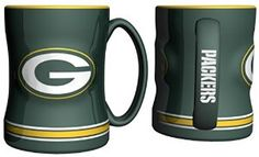 Shop hundreds of officially licensed Green Bay Packers NFL football products, merchandise, and other gear! View our HUGE selection of Green Bay Packers stuff! Green Bay Packers, Nfl Green Bay, Packers Gear, Nfl Packers, Discount Shopping Sites, Team Logo Design, Nfl Fans, Sports Toys, Cool Mugs