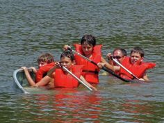People I Want to Punch in the Throat: canoeing