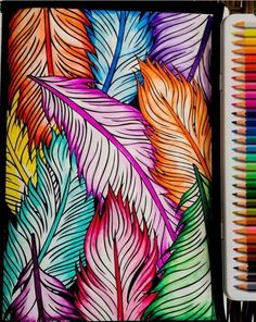 Pintura Por Cristina Botto Inspirationalcoloringpages Coloringbooks Livrosdecolorir Jardimsecreto Secretgarden Florestaencantada