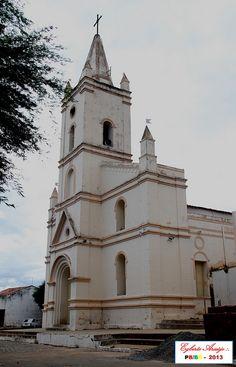 Aguiar-PB. Igreja de São Sebastião