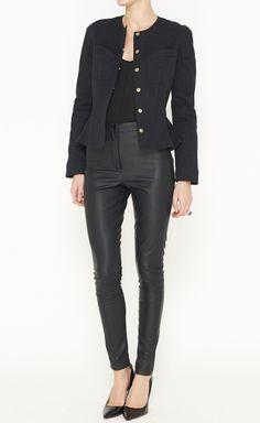 Dolce & Gabbana Black Jacket | VAUNTE