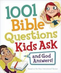1001 Bible Questions Pb