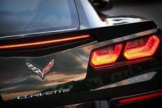 2014 Chevy Corvette Stingray - by Gordon Dean II