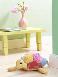 Wetten, dass diese süße Schildkröte das neue Lieblingsspielzeug Ihrer kleinen Familienmitglieder wird?