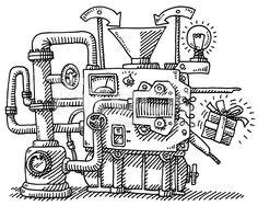 http://i.istockimg.com/file_thumbview_approve/54363300/6/stock-illustration-54363300-machine-funnel-lightbulb-gift-box-drawing.jpg