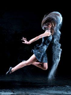 Let's dance - dancing girl