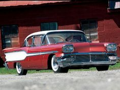 58 Pontiac Chieftain