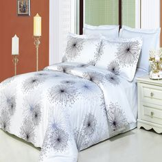 Tiffany King / Cal-King Duvet Cover Set 100 % Egyptian Cotton 300 TC for Like the Tiffany King / Cal-King Duvet Cover Set 100 % Egyptian Cotton 300 TC? King Duvet Cover Sets, Comforter Cover, Queen Comforter Sets, King Comforter, Duvet Sets, Duvet Covers, Queen Duvet, King Pillows, Pillow Shams