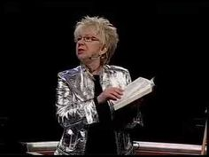 "Let There Be Light - In this video, Women of Faith speaker and author, Patsy Clairmont, is captured sharing her ""Let There Be Light"" message, which is the focus of her upcoming book ""Catching Fireflies,"" due out in February 2009."