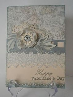 valentine card- i like this for wedding or anniversary