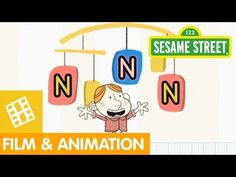 Sesame Street: Welcome to the Letter N Museum and other letters