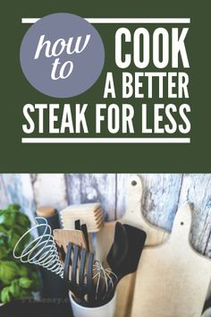 Find out how PT cooks a delicious steak for less. He lets you in on the secret to cooking a great steak that is cheaper, cleaner, and easier. Read to see what you need for your next delicious steak dinner at home!