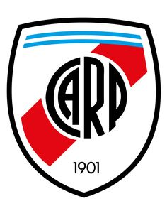 River Plate Escudo River Plate, Pop Art Design, Buick Logo, Chicago Cubs Logo, Champions League, Rock And Roll, Soccer, Football, Plates