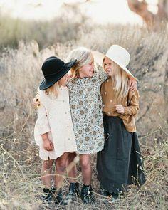 fashion kids Rylee + Cru I New Collection I Smallable Little Girl Fashion, Toddler Fashion, Kids Fashion, Spring Fashion, Fashion Clothes, Fashion Wear, Latest Fashion, Fashion Videos, Fashion 2020