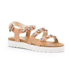 Sandale Noiz - Vögele-Chaussures Birkenstock Florida, Shoes, Fashion, Sandals, Shoe, Moda, Zapatos, Shoes Outlet, Fashion Styles