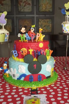 11 Best Idris Images Mickey Cakes Birthday Cakes Mickey Mouse