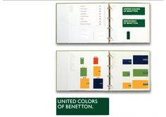 1995 - Benetton and Sisley  Corporate Identity  Italy  http://www.vignelli.com/home/identity/benetton.html