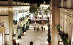La Roca Village Mall in Barcelona