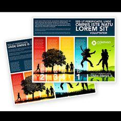 Summer brochure idea