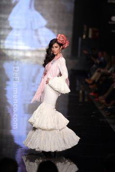 Fotografías Moda Flamenca - Simof 2014 - Pilar Vera 'errantes' Simof 2014 - Foto 05