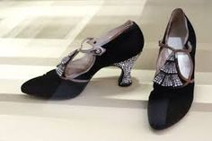 Beautiful 1920s and 30s shoes : Swing Fashionista