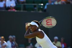 Venus Williams records her first 6-0, 6-0 result beating Madison Brengle at Wimbledon 2015