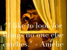 Amelie Movie Quotes With Pictures Amelie, Jules Verne, Great Films, Good Movies, The Desire Map, Word Up, Film Books, Film Quotes, Amazing Quotes