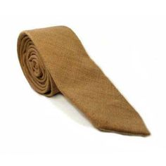 Check out this Faux Burlap Tie, made in Kansas City, MO by Anna Runa. Purchase to support American workers. Gets you 560 Boom™ Points.