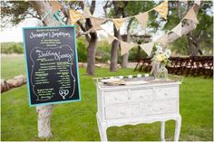grey and yellow rustic wedding  vista west ranch wedding two times photography