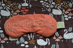 Ogopogo - Namaste Organic Eye Pillow