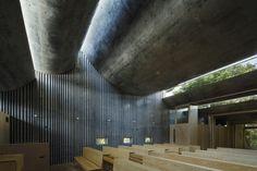 Great Ceiling. © Koji Fujii / Nacasa&Partners Inc.