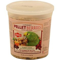 Lafeber PelletBerries Sunny Orchard Complete Parrot Food were £11.99, now £9.49.