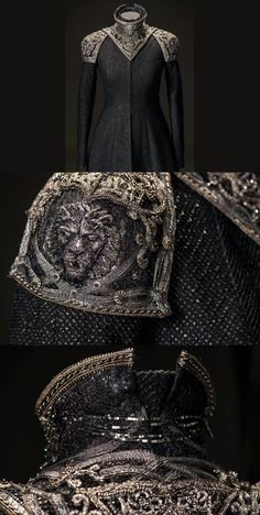 44 Ideas games of thrones clothes costumes Game Of Thrones Dress, Game Of Thrones Costumes, Beautiful Costumes, Beautiful Dresses, Real Costumes, Fantasy Gowns, Fairytale Dress, Medieval Dress, Larp