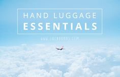 Already planning what to take away with me, my rooms chaos right now! http://jackgunns.com/my-hand-luggage-essentials/ #travelblogger #luggage #wanderlust