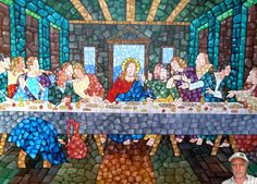 AQUINO: Santa Ceia de Leonardo \ Leonardo's Last Supper