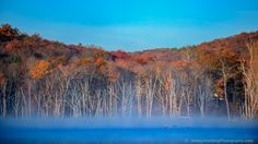 Not too far from home. Wanaque River just north of where it becomes (for awhile) Monksville Reservoir. HDR, 3 stop bracket at 200mm. Nikon D800. Should have used a tripod. #weddingphotographer #njfall #NYfall #wanaque #monksville #photography