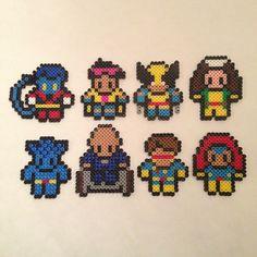 X-Men perler beads by gracefulsounds