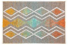 Diamond Ombre Mat - 90 x Animal Rug, Color Schemes, Weaving, Texture, Quilts, Rugs, Diamond, R Color Palette, Surface Finish