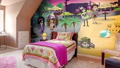 MovieStarPlanet Murals by Wallsauce - get yours here at http://www.wallsauce.com/wall-murals/entertainment-gaming/movie-star-planet-wallpaper-murals/