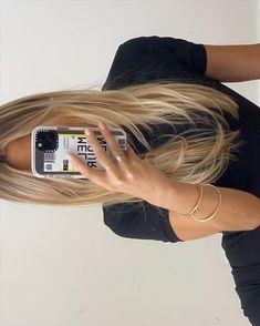 Hair Day, New Hair, Cheveux Beiges, Hair Inspo, Hair Inspiration, Blonde Hair Looks, Summer Blonde Hair, Sandy Blonde Hair, Balayage Hair Blonde