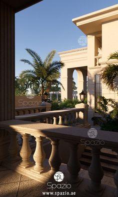 Fine excellent interior décor videos with stylish decorations. The interior design is made by Spazio Interior Decoration in Dubai. #interiordesignideasandthings! #interiors Interior Design Videos, Interior Design Companies, Palace, Architecture Design, Mansion Designs, Style Royal, Companies In Dubai, Garden Landscape Design, Pergola