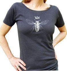 Queen Bee shirt, great gift for backyard beekeepers