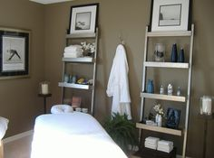 Room color and table placement idea. #acupuncture office #acupuncture room   www.healingartshealthcenter.com