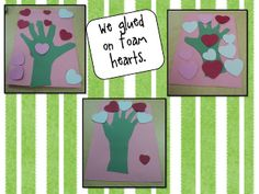 Valentine Trees
