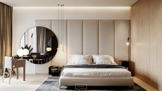 Modern home interiors with black and white decor. Examples of monochrome living rooms, black & white kitchens, black & white bedrooms, and monochrome bathrooms. Luxury Bedroom Design, Interior Design, Showroom Design, Bedroom Designs, Suites, Luxurious Bedrooms, Luxury Bedrooms, Modern Bedrooms, White Decor